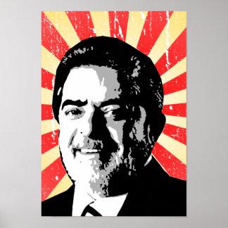 Luiz Inácio Lula da Silva Posters