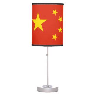 Luminária Bandeira chinesa patriótica