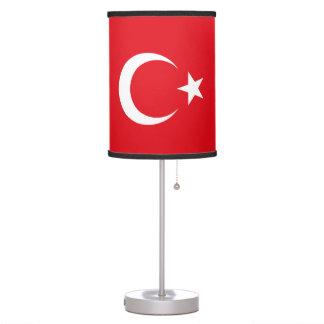 Luminária Bandeira de Turquia