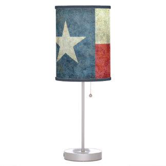 Luminária Bandeira do estado de Texas, versão retro do