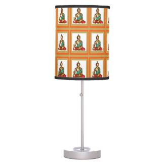 Luminária BUDISMO DE BUDDHA:  Celebrações coloridas