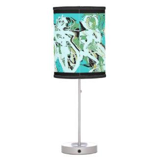 """Luminária Candeeiro de mesa abstrato das """"MULHERES"""" do"""