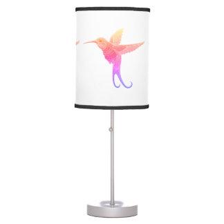 Luminária Colibri bordado
