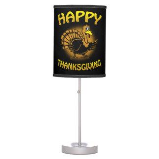 Luminária De Mesa Acção de graças feliz