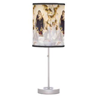 Luminária De Mesa Anjos do reino da glória