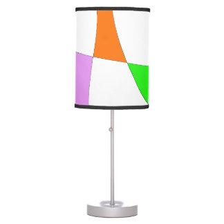 Luminária De Mesa Balões coloridos abstratos