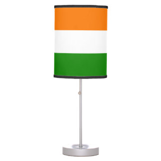 Luminária De Mesa Bandeira de India Ashoka Chakra