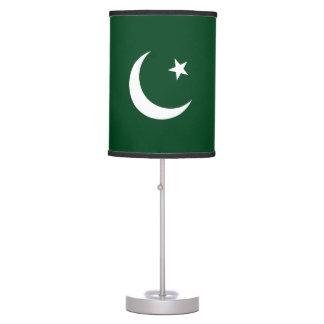 Luminária De Mesa Bandeira de Paquistão