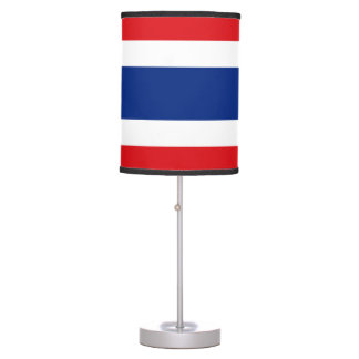 Luminária De Mesa Bandeira de Tailândia