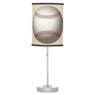 Luminária De Mesa Basebol da lâmpada das crianças