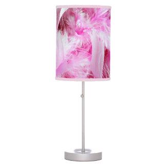 Luminária De Mesa Boa cor-de-rosa