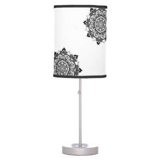 Luminária De Mesa Candeeiro de mesa da mandala