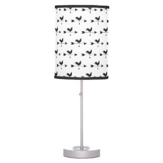 Luminária De Mesa Candeeiro de mesa da seta do animal de fazenda do