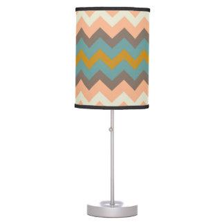 Luminária De Mesa Candeeiro de mesa do esquema de cores do outono