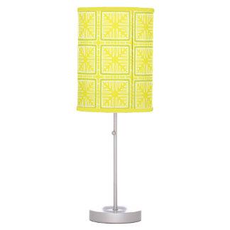 Luminária De Mesa Candeeiro de mesa Slimline do sorvete do limão