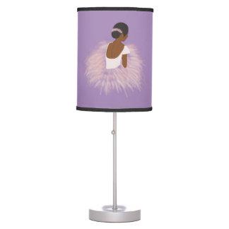 Luminária De Mesa Dançarino da bailarina