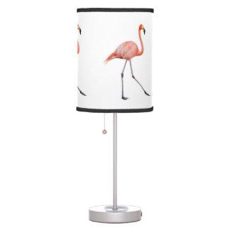 Luminária De Mesa Flamingo cor-de-rosa