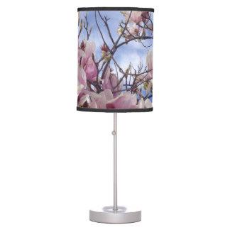 Luminária De Mesa Flores da árvore de tulipa