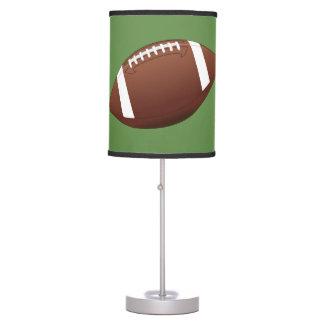 Luminária De Mesa Futebol da lâmpada das crianças