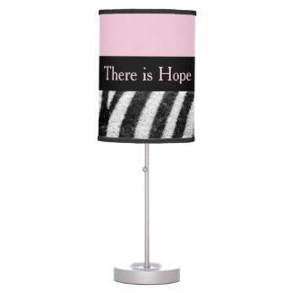 Luminária De Mesa Há um design da esperança