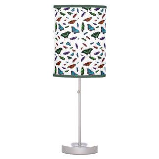 Luminária De Mesa Lâmpada de Flutterbies (escolha a cor)