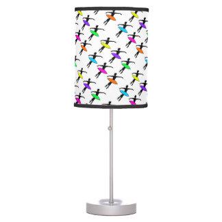 Luminária De Mesa Lâmpada de néon do dançarino do professor da dança