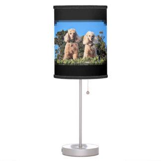 Luminária De Mesa Lixívia - caniches - Romeo Remy
