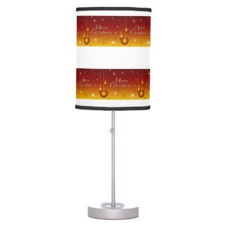 Luminária De Mesa Máscara de lâmpada decorativa do Natal