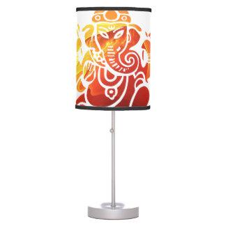 Luminária De Mesa Meditação 15 colorida
