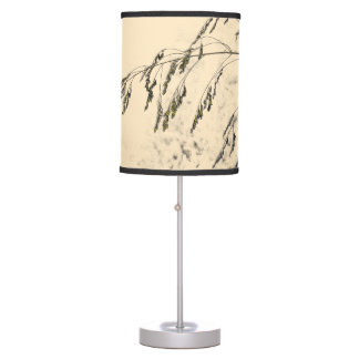Lake Reed Cream Table Lamp Template