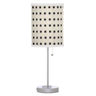 Luminária De Mesa NEW-So-Not-Square*-Modern-Multi-Styles