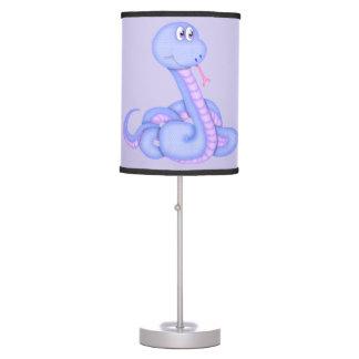 Luminária De Mesa O cobra bonito do miúdo