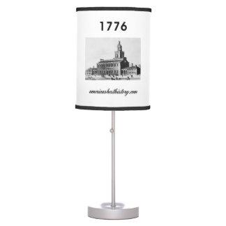Luminária De Mesa O espaço temporal 1776 de ABH