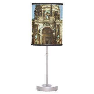 Luminária De Mesa Os DOM evangélicos alemães do berlinês da catedral