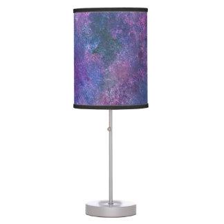 Luminária De Mesa Pastel verde roxo cor-de-rosa azul explosivo   da
