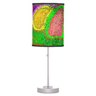Splash of Color Lamp