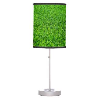 Luminária De Mesa Textura verde da grama do verão