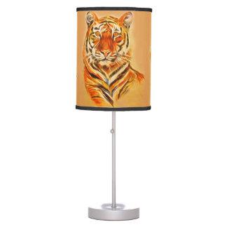 Luminária De Mesa Tigre majestoso