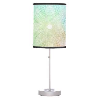 Luminária De Mesa Um respingo do candeeiro de mesa Pastel