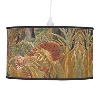 Luminária De Teto Animais dos animais selvagens de África do tigre