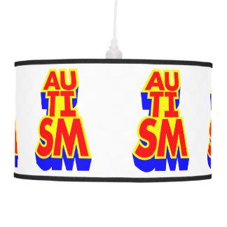 Luminária De Teto Autismo