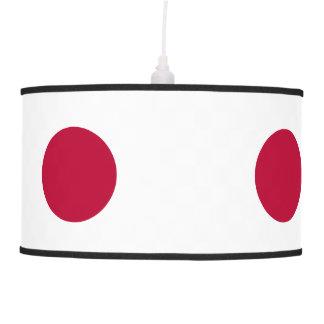 Luminária De Teto Bandeira de Japão