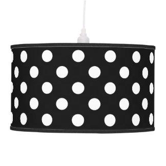 Black and White Polka Dots