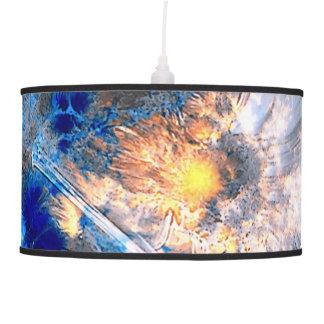 Luminária De Teto Caronal dá laços na NASA solar dos alargamentos do