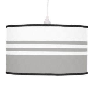 Luminária De Teto Cor neutra listrada, customizável
