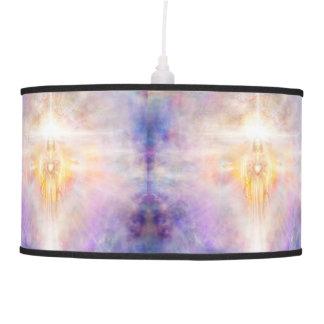 Luminária De Teto Coração de H041 Jesus