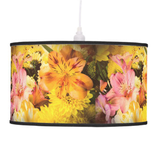 Luminária De Teto É cheio das flores