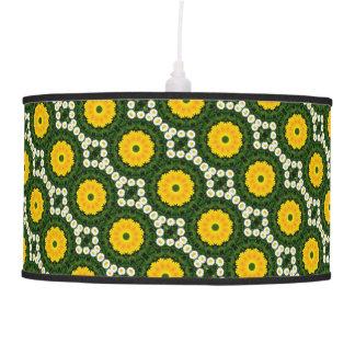 Luminária De Teto Flor-Mandala, margaridas 02,2