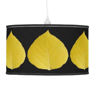 Luminária De Teto Folha amarela #5 de Aspen