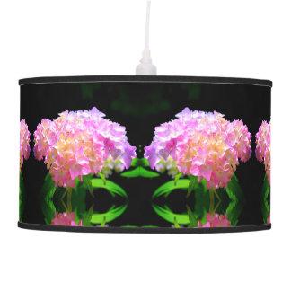 Luminária De Teto Hydrangeas do sussurro da manhã